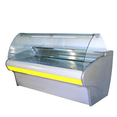 Холодильная витрина среднетемпературная Carboma ВХС-1,5 Карбома