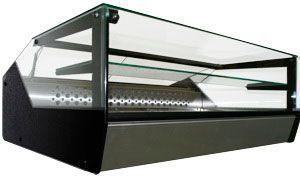 Витрина тепловая Полюс ВТ-1,0 Арго Cube XL ТЕХНО