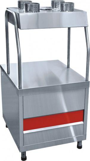 Прилавок для столовых приборов ПСП-70КМ