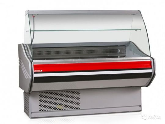 Витрина холодильная «Ариель»  ВУ 3-150 с полкой